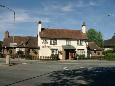 The Boot and Slipper Pub