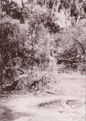 The Corroboree Rock Spirit Ghost Photo