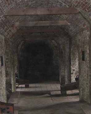 Dover Castle Orbs captured on Camera