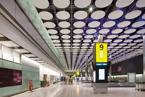 Heathrow Airport, London, England