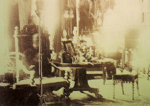 Lord Combermere's Ghost Photo