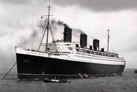 The RMS Queen Mary