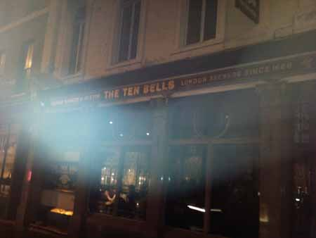 The Ten Bells Pub Ghost Photo
