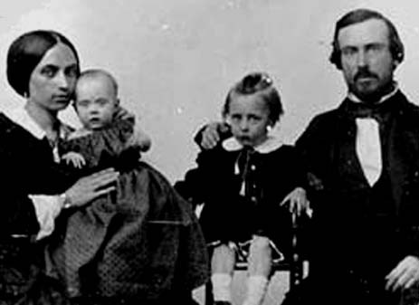 Thomas Whaley and his Family