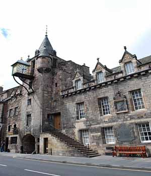 The Tolbooth Museum