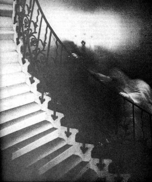 The Tulip Staircase Ghost Photo