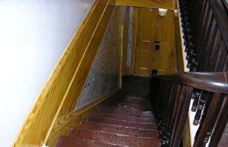 The Whaley House Stairs